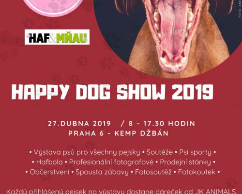 Happy Dog Show 2019